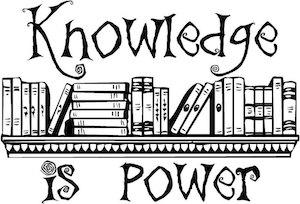 英語力の元は知識でのイメージ